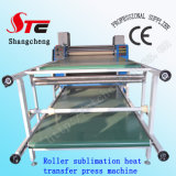 CE Aprovado Digital Roller Sublimation Heat Press Machine Tamanho Grande Heat Press Sublimation Rotary Machine Roller