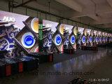 Función de la visualización video y visualización de LED de alquiler a todo color P3.91