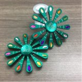 Regenbogen-bunter Spinner-Diamant-Pfau Handspinner