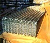 Corrugated строительный материал гальванизировал гальванизированный Q235B стальной лист толя