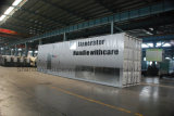 MTU Genset refrigerado por agua de la potencia espera 2200kw/2750kVA