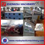 Sjsz 80/156 конических твиновских картоноделательных машин пены винта WPC была исследована и развита добровольн Zhongsu