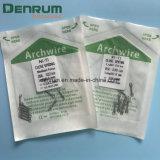 Molle elicoidali Closed ortodontiche di Denrum Niti con la FDA del Ce di iso