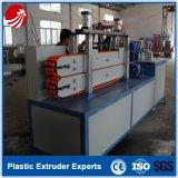 Cadena de producción del perfil del PVC máquina de la protuberancia