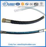 Mangueira hidráulica Thermoplastic do SAE 100r8 - câmara de ar de nylon