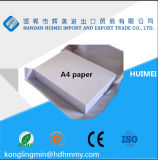 A4 het Document van /A4 van het Document van het Exemplaar (80GSM/75GSM/70GSM)/Dubbel Document
