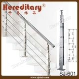 Balustrade extérieure d'acier inoxydable à vendre/balustrade d'escalier (SJ-603)