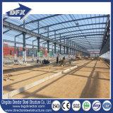 Подготавливайте сделанный Prefabricated/пакгауз панели Prefab/сандвича стальная структура