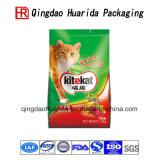 A venda por atacado da fábrica de China personaliza o empacotamento plástico do saco do alimento de animal de estimação