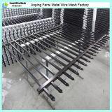 Загородка копья верхняя трубчатая дешевая стальная