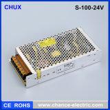 fonte de alimentação 5V do interruptor do diodo emissor de luz 100W 12V 24V 15V 48V SMPS (S-100W)