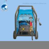 lavadora 200bar con la bomba de cobre amarillo hidráulica y la bomba de la alta presión de Italia