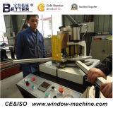 Machine van uitstekende kwaliteit van het Lassen van de Deur van het Venster van pvc de Enige Hoofd