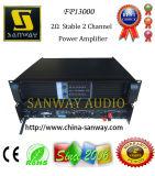 Fp13000オーディオ・アンプ、2つのチャネルの専門の電力増幅器