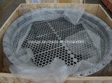 콘덴서와 열교환기를 위한 고품질 C276 니켈 합금 Tubesheet