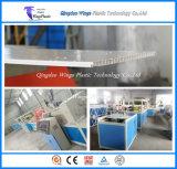 Plastik-Belüftung-Deckenverkleidung-Profil, das Maschine/Maschinerie/Palstic Extruder herstellt