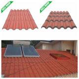 Усиленная стеклотканью плитка крыши PMMA Coated UPVC