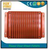 Régulateur bon marché de contrôleur de chargeur de panneau de batterie solaire de PWM avec l'affichage à cristaux liquides