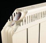 Radiador del aluminio del calentador de agua