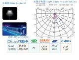 Lente do Guardrail da rua do diodo emissor de luz única que combina XPE/Xte 3535 3030 (luz polarizada)