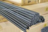 Eje de alta resistencia poste/Rod de la flecha de la fibra del carbón del Wight ligero