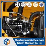 Preiswerteres kompaktes Radlader 2 Tonnen-Minirad-Ladevorrichtung