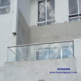 Balcony를 위한 U Channel Glass Balustrade