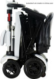 Genie Plus Automatic Folding Travel Mobility Scooter com controle remoto