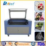 Preço barato 9060 1390 da máquina de estaca da gravura do laser do CNC do CO2