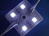 Baugruppe des Plastik5054 4LEDs SMD LED für Zeichen-Zeichen