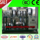 揚げ物の料理油の清浄器、パーム油のろ過プラント(600L/H)