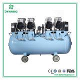 Air silencioso Compressor com 4PCS 550W Motor (DA5004)