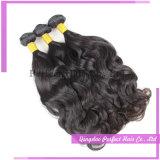 Weave brasileiro desenhado dobro do cabelo humano do Weave