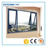 Finestra di alluminio della rottura termica della tenda della stoffa per tendine di Roomeye (RMAW-10)