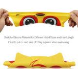 Silikon, das erstklassiges Silikonwasserdichte ungiftige elastische Swim-Schutzkappe schwimmt