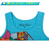 Heißes Girls Sexy Burnout Cotton Trägershirt Vest Pictures von Wholesale