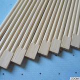 Higiénicas directa de fábrica palillos de bambú natural desechables palillos