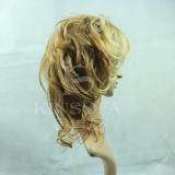 Верхние парики 100% человеческих волос девственницы ранга для женщин (1821893)
