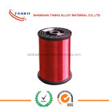 Emaillierter solderable Widerstandeureka-Draht/Farbband/Flachdraht