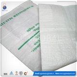 sac blanc de farine de 50kg pp avec la doublure de PE