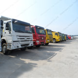 Venta caliente chino Truk HOWO Euro 2 Camión de dumping 336HP