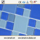 Carrocería completa de la más nueva tecnología que enclavija el azulejo de mosaico de cristal gris