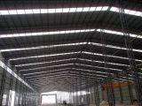 Construção móvel da oficina da construção de aço