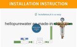 Da água filtro pre para a purificação do RO do agregado familiar a preço do competidor