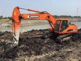 Escavatore utilizzato di Doosan Dh220LC-7 (escavatore DH220LC-7 del cingolo di DOOSAN)