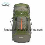 Saco de caminhada e de acampamento ao ar livre impermeável de pouco peso 40L da mochila