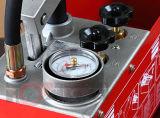 Verificador manual de /Portable da bomba do teste de pressão da água