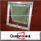 Type en aluminium portes acoustiques AP7752 d'aceess