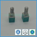 potentiomètre rotatoire de 9mm avec le commutateur pour le mélangeur
