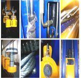 A plataforma de dois níveis hidráulica Scissor o auto elevador/elevador do carro para o alinhamento